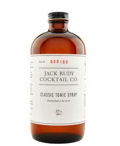 Jack Rudy Cocktail Co. - syropy tonikowe i barmańskie